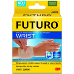 Futuro Wrap Around Wrist Support,5.5″ – 9.5″,Each,46709EN