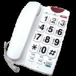 Future Call EM Help Phone,9″L x 6″W x 3″H,Each,FC-4357