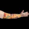 7320162122LympheDivas-Sunny-Sunflower-Compression-Arm-Sleeve