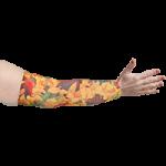 LympheDivas Sunny Sunflower Compression Arm Sleeve,Each,Sunny Sunflower