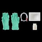 Medline Open Catheter Wet Kit With Saline,With Drape,36/Pack,DYND40442
