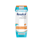 Nestle Renalcal Nutritional Support for Patients with Renal Failure,Unflavored, 250ml Can,24/Case,9871616064