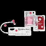 Hollister VaPro Plus Straight Pocket Female Hydrophilic Intermittent Catheter,12FR,Each,71124