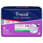 First Quality Prevail Classic Fit Underwear For Women,Large,18/Pack, 4Pk/Case,PWC-513