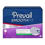 First Quality Prevail SmoothFit Protective Underwear For Women,Small/Medium,12/Pack,PSF-512