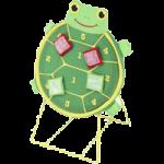 Melissa & Doug Tootle Turtle Target Game,Turtle Target Game,Each,6160