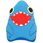 Melissa & Doug Spark Shark Kickboard Pool Toy,17.75″ x 13″ x 1.5″,Each,6650