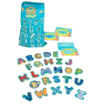 Melissa & Doug Undersea Alphabet Soup Game Pool Toy,Alphabet Toy,Each,6668