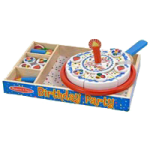 Melissa & Doug Birthday Party Wooden Play Food,Birthday Party Toy,Each,511