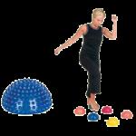 Aeromat Balance Pod,12″, Blue,Each,33313