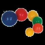 Aeromat Massage Ball,6cm, Orange,Each,35200