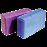 Aeromat Yoga Block,3″ x 6″ x 9″, Blue,Each,32508