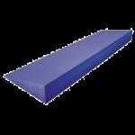 Aeromat Yoga Wedge,Blue,Each,32510