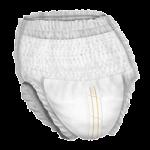 Abri-Flex Premium Extra-Small Protective Underwear,1400ml, Hip Size: 45cm to 70cm,21/Pack,41070