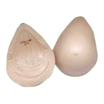 Nearly Me 365 Full Oval Extra Lightweight Form with Flowable Back,Size 10,Each,19-408-10