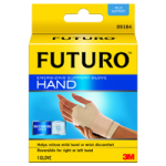 Futuro Energizing Support Glove,Large, 8.5″ – 9.5″,Each,09186EN
