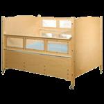 Sleepsafe High Bed,Each,P-SSR/M/Twin