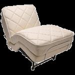 Flex-A-Bed Value-Flex Dual King Adjustable Bed,Each,Value-Flex Dual King