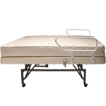 Flex-A-Bed Hi-Low Full Adjustable Bed,Each,Hi-Low Full